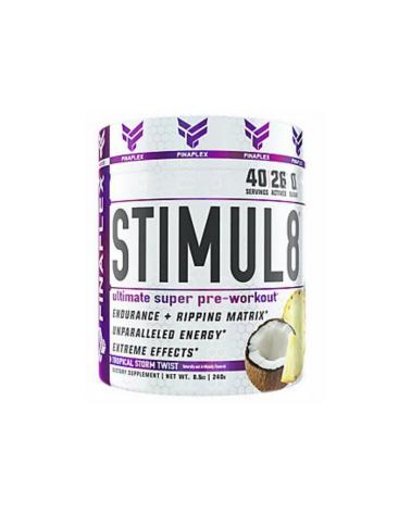 STIMUL 8 FINAFLEX HCL PRE...
