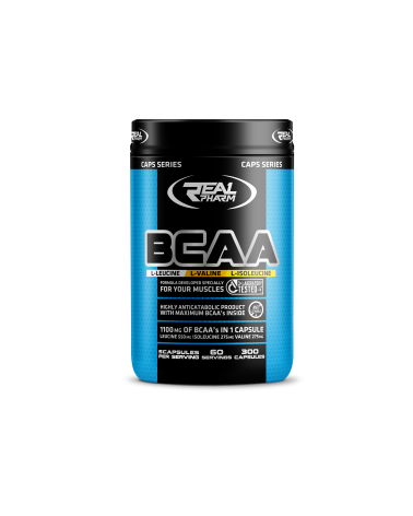 BCAA 3 REAL PHARM AMINO ACIDS