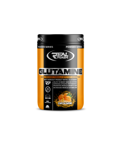 GLUTAMINE 500G REAL PHARM