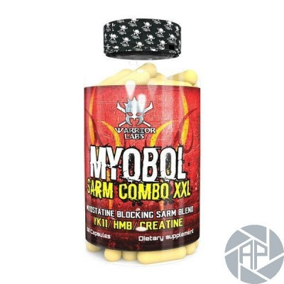WARRIOR LABS MYOBOL SARM...