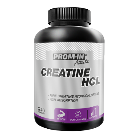 PROM-IN - CREATINE HCL 240 Capsules