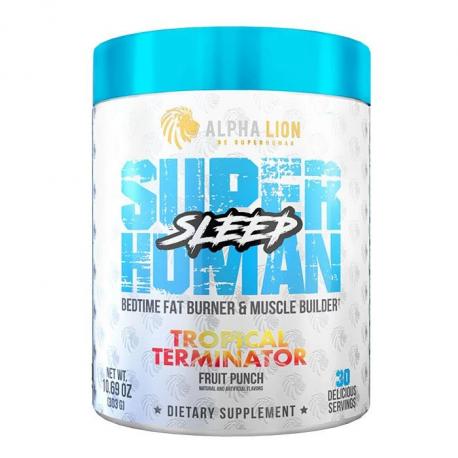 Alpha Lion SuperHuman Sleep