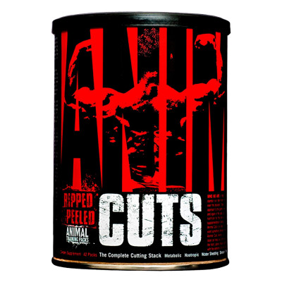Animal Cuts 42 Packs...