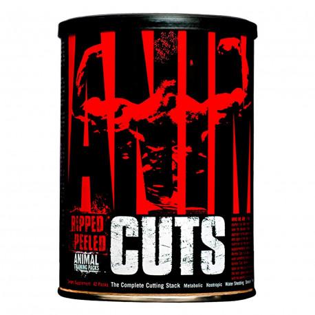 Animal Cuts 42 Packs Universal Nutrition US-Version