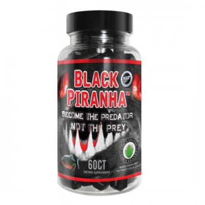 Black Piranha DMAA Hi-Tech...