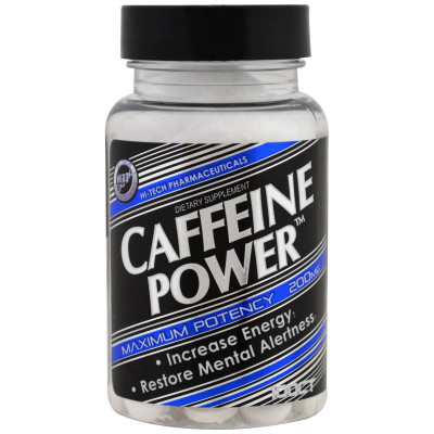 CAFFEINE POWER Hi-Tech...