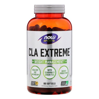 CLA Extreme NOW Foods