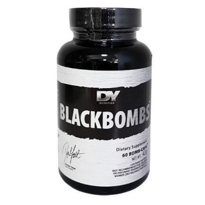 DORIAN YATES Black Bombs...