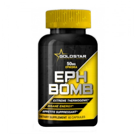 GoldStar EPH Bomb DMAA Fat Burner