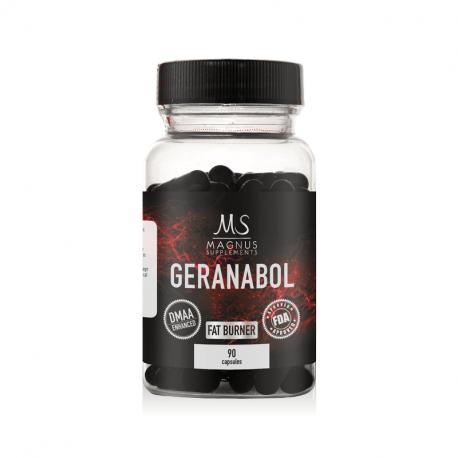 Magnus Supplements Geranabol DMAA