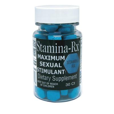 Stamina-RX Hi-Tech...