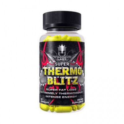Super Thermo Blitz DMAA...