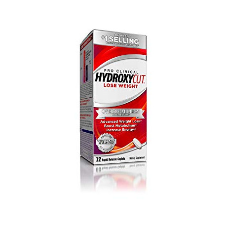 Hydroxycut Pro Clinical Lose Weight Muscletech