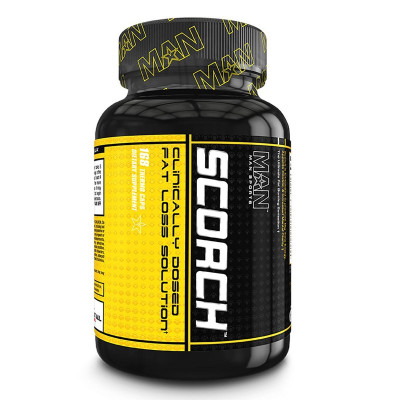 Scorch Fat Burner MAN Sports