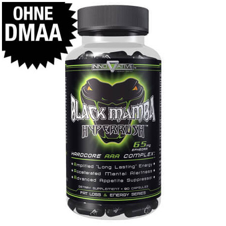 Black Mamba Innovative Labs without DMAA