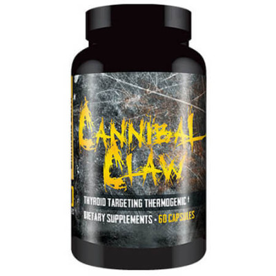 Thyroid Fat Burner Cannibal...