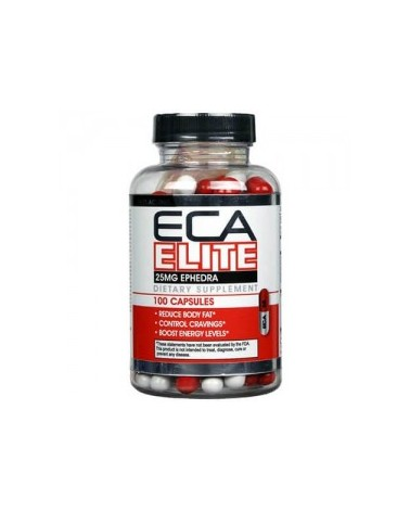 ECA ELITE 25 MG EPHEDRA ECA...