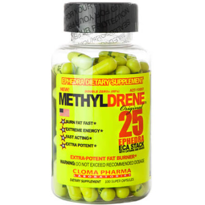 Cloma Pharma Methyldrene...
