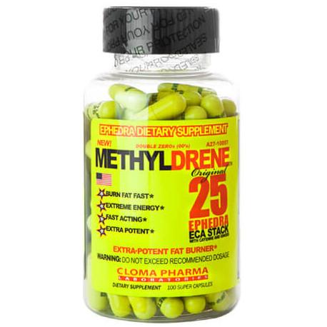 Cloma Pharma Methyldrene EPH 25