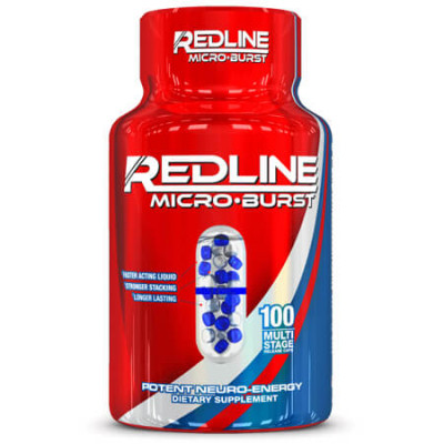 Redline Fat Burner VPX
