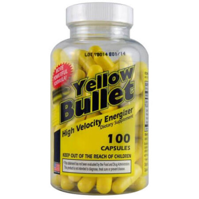 Delta Health Yellow Bullet ECA