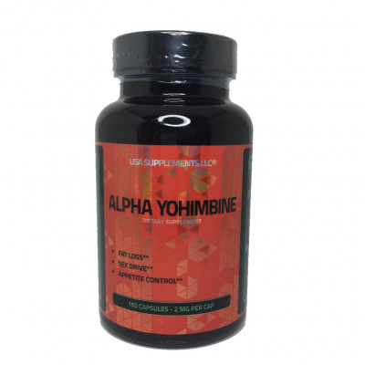 Alpha Yohimbine, 2mg, 150...