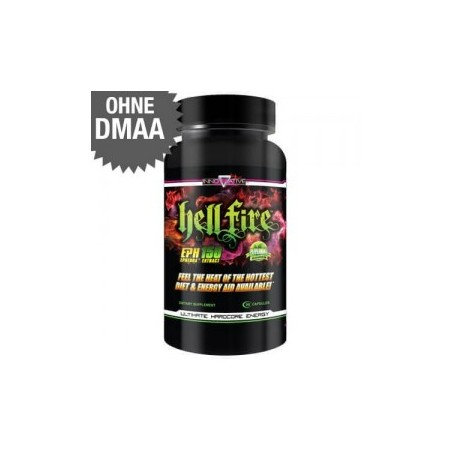HELL FIRE FAT BURNER EPH 150 INNOVATIVE LABS
