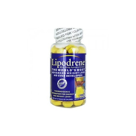 LIPODRENE HI-TECH PHARMACEUTICALS SUPER