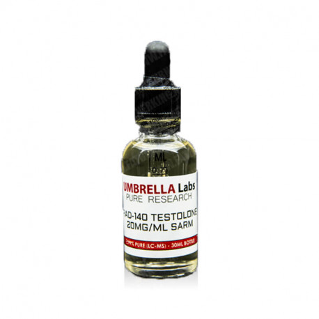 UMBRELLA LABS SARM TESTOLONE (RAD-140) LIQUID (20MG/ML) 30 ML