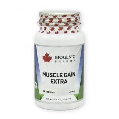 Biogenic pharma Muscle gain...