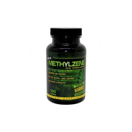 HARDROCK SUPPLEMENTS METHYLZENE 50 MG