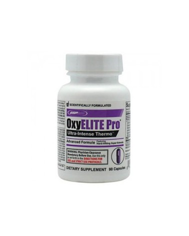OXY ELITE PRO FAT BURNER...